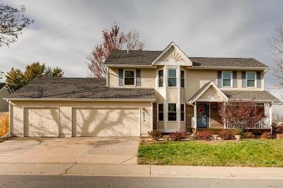 Centennial Single Family Home Active: 8079 South Williams Way