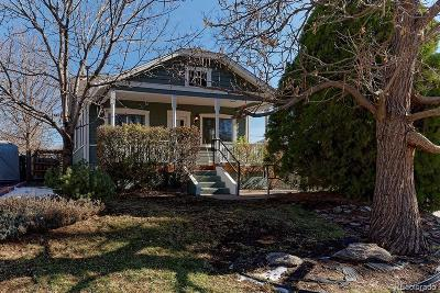 Denver Single Family Home Active: 434 Meade Street