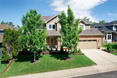 Aurora Single Family Home Active: 5849 South Danube Circle