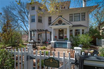 Denver CO Single Family Home Active: $1,150,000
