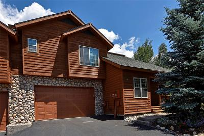 Steamboat Springs Condo/Townhouse Under Contract: 1830 Bear Creek Drive