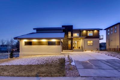 Littleton Single Family Home Active: 11914 West Belmont Drive