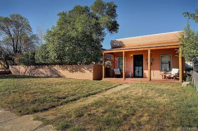 Salida Single Family Home Active: 535 West 1st Street