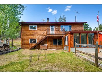 Conifer Single Family Home Active: 8620 South Warhawk Road