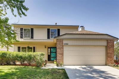 Aurora Single Family Home Active: 15764 East Custer Drive