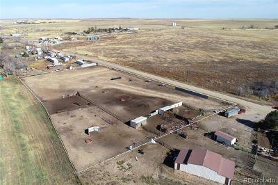 Arapahoe County Residential Lots & Land Active: 213 7th Avenue