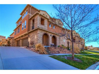 Highlands Ranch Condo/Townhouse Active: 3321 Cascina Circle #C