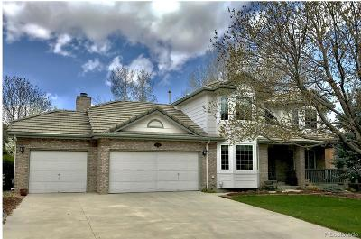 Parker Single Family Home Under Contract: 20511 East Regency Way