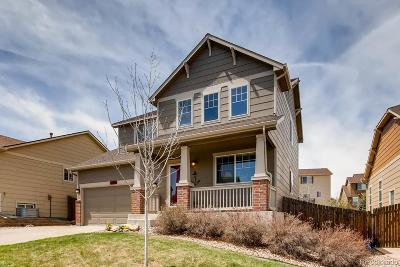 Aurora Single Family Home Active: 3759 South Nepal Court