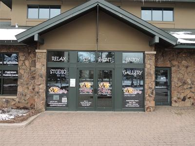 Steamboat Springs Commercial Active: 2300 Mount Werner Circle