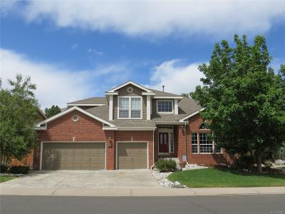 Highlands Ranch Single Family Home Active: 455 Angus Way