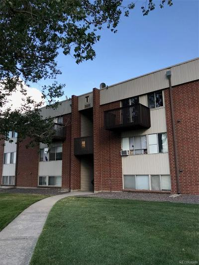 Lakewood Condo/Townhouse Under Contract: 3623 South Sheridan Boulevard #23