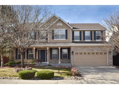 Firestone Single Family Home Under Contract: 5976 Sparrow Avenue