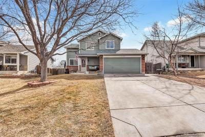 Thornton Single Family Home Under Contract: 12192 Forest Way