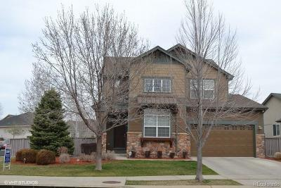 Longmont Single Family Home Active: 1374 15th Avenue