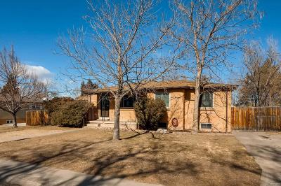 Single Family Home Under Contract: 5955 West 5th Avenue