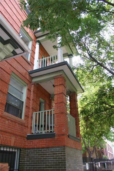 Condo/Townhouse Under Contract: 1356 Pearl Street #202