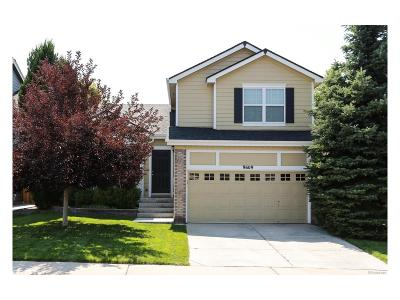 Highlands Ranch Single Family Home Under Contract: 9609 Sun Meadow Street