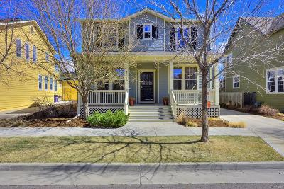 Denver Single Family Home Under Contract: 2316 Akron Street
