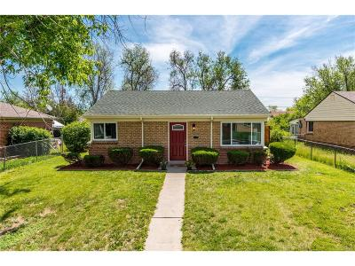 Single Family Home Sold: 2870 Pontiac Street