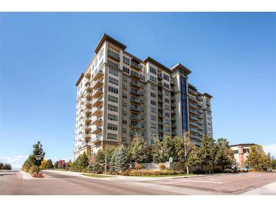 Condo/Townhouse Sold: 5455 Landmark Place #612