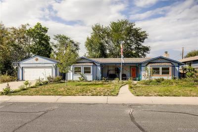 Firestone Single Family Home Under Contract: 165 Florence Avenue