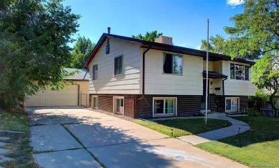 Denver CO Single Family Home Active: $330,000