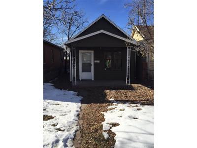 Baker, Baker/Santa Fe, Broadway Terrace, Byers, Santa Fe Arts District Single Family Home Active: 239 Fox Street