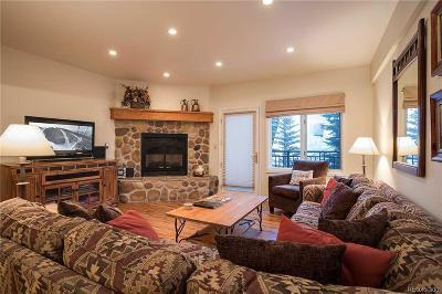 Steamboat Springs Condo/Townhouse Active: 2883 Burgess Creek Road #301
