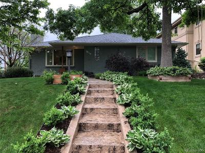 Denver CO Single Family Home Active: $1,080,000