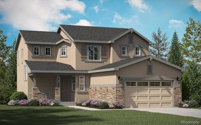 Monument Single Family Home Under Contract: 17731 Leisure Lake Drive