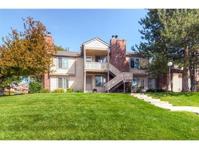 Highlands Ranch Condo/Townhouse Sold: 883 Summer Drive #14B