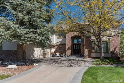 Highlands Ranch Single Family Home Active: 1275 Kistler Court