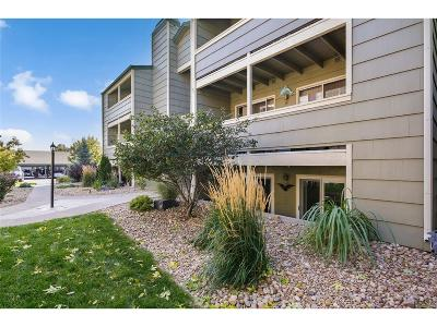 Boulder Condo/Townhouse Active: 4654 White Rock Circle #1