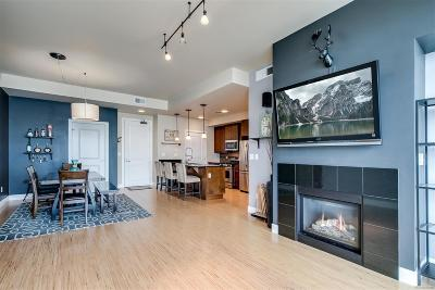 Denver Condo/Townhouse Active: 2001 Lincoln Street #813