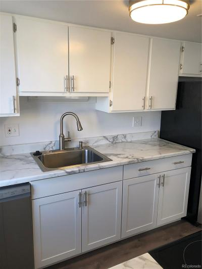 Lakewood Condo/Townhouse Under Contract: 12482 West Nevada Place #103