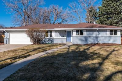 Denver Single Family Home Active: 447 South Pontiac Way