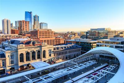 Denver Condo/Townhouse Active: 1750 Wewatta Street #1100