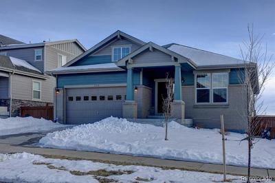 Centennial Single Family Home Active: 15170 East Crestline Avenue