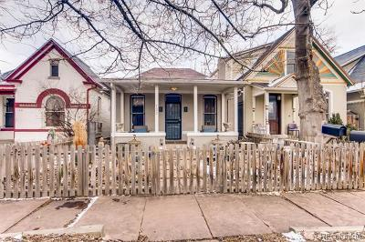 Baker, Baker/Santa Fe, Broadway Terrace, Byers, Santa Fe Arts District Single Family Home Active: 122 Elati Street