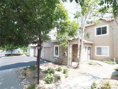 Westminster Condo/Townhouse Under Contract: 2945 West 119th Avenue #202