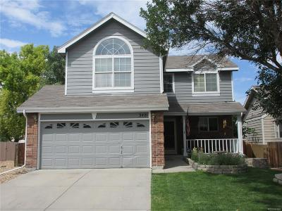 Northglenn Single Family Home Active: 3421 East 106th Court