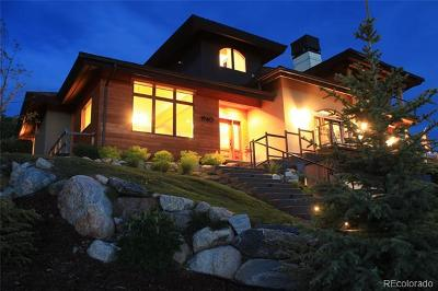 Steamboat Springs Single Family Home Active: 1940 Clubhouse Drive