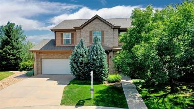 Broomfield Single Family Home Active: 5316 Bayberry Court