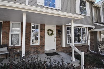Centennial Condo/Townhouse Under Contract: 6987 East Briarwood Circle