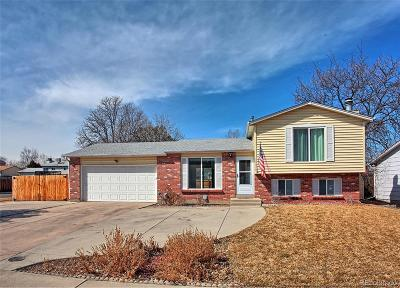 Thornton Single Family Home Under Contract: 11013 Forest Way
