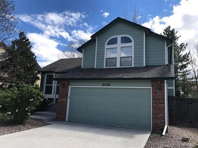 Highlands Ranch Rental Active: 6296 Collegiate Drive