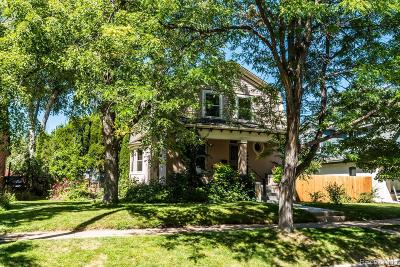 Single Family Home Under Contract: 1841 South Sherman Street