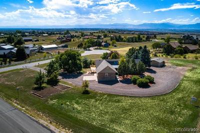 Broomfield Single Family Home Under Contract: 3301 West 151 Court