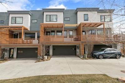 Boulder Condo/Townhouse Active: 3955 Broadway Street